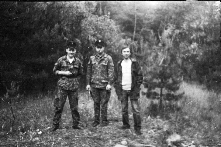 Ще в радянські часи поблизу Нових Санжар проходили вишколи націоналістичної молоді_2