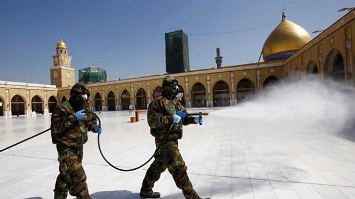 Карантин на Близькому Сході: навіть релігія безсила проти COVID-19_3