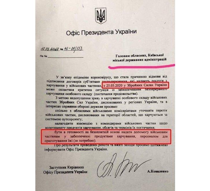 Шмигаль вніс законопроєкт про харчування військовослужбовців: з'явився текст_1
