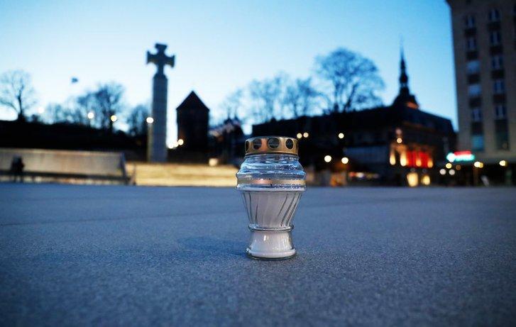 У Таллінні вшанували жертв совєцької депортації_1