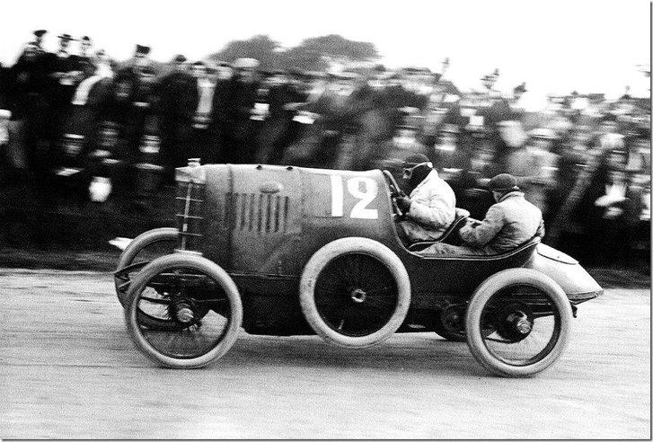 Автоперегони початку ХХ століття