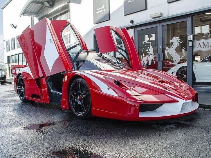 Ferrari Enzo FXX Evoluzione
