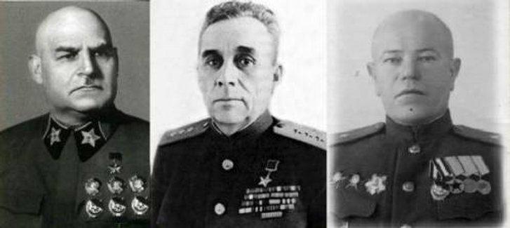 Кулик, Гордов і Рибальченко