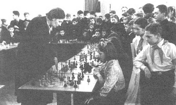Королева шахів з Полтавщини_1