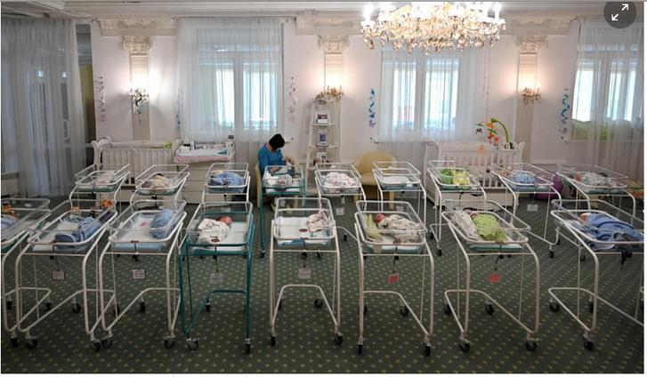 Київ став світовою столицею сурогатного материнства, – The Guardian_1