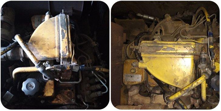 Двигун переданий після