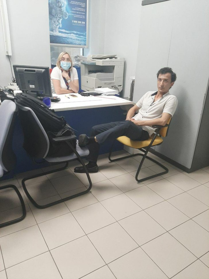 Імовірний терорист Сухроб Карімов