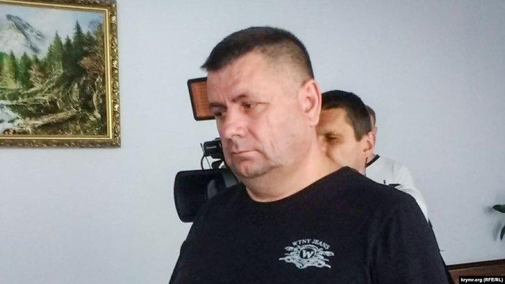Олег Кізіменко