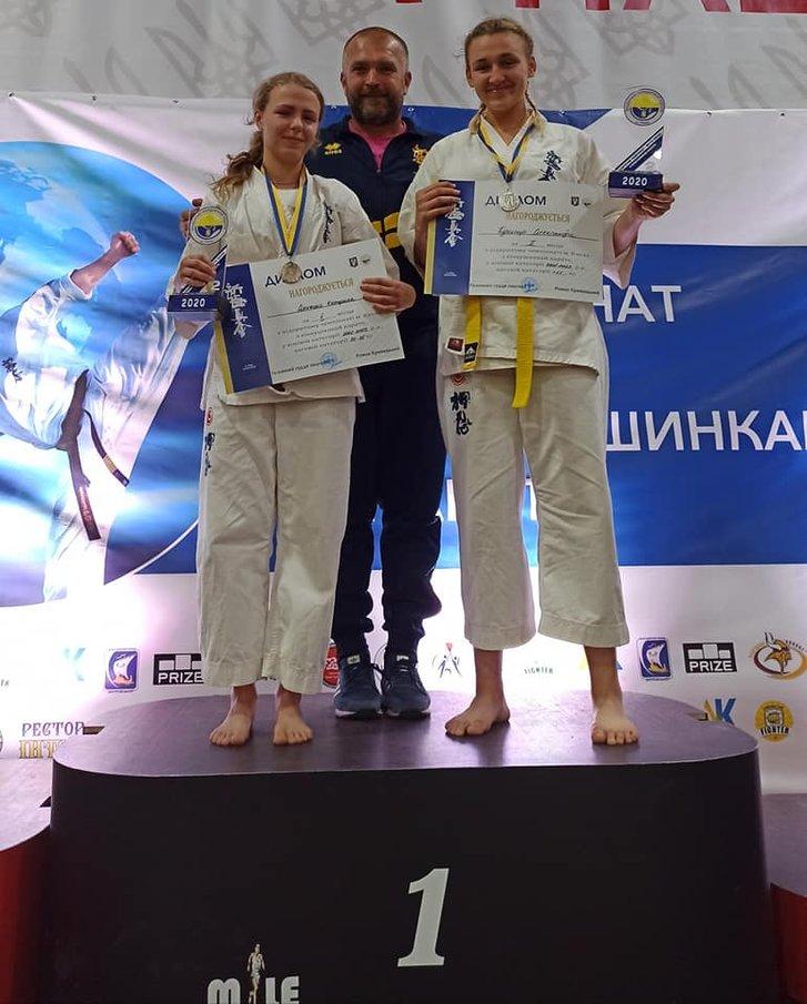 Юні каратисти Полтавщини продемонстрували свою майстерність на чемпіонаті в Києві_1