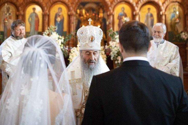 Один з найближчих соратників Зеленського взяв шлюб у московській церкві_1