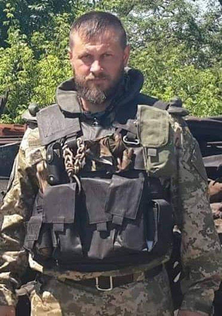 Незаконно затриманий оборонець ДАП Олександр Оловаренко