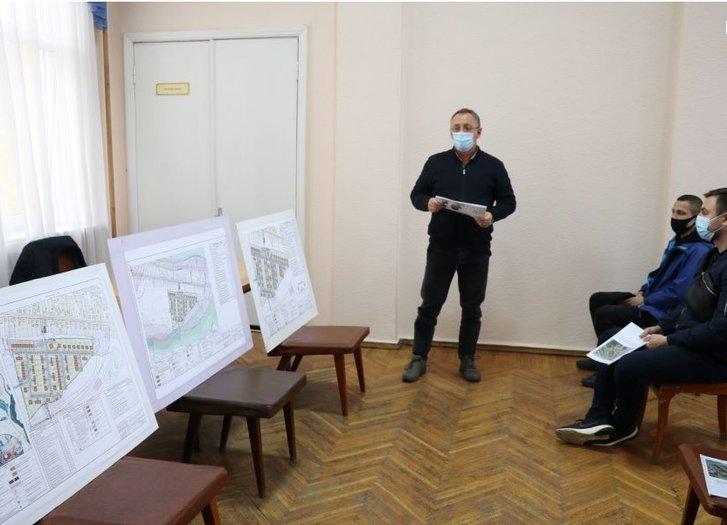Презентація плану
