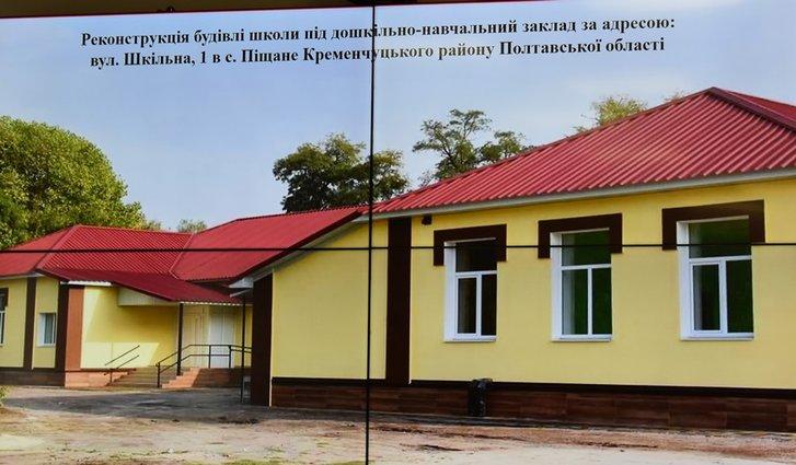 Полтавська ОДА перенаправить 144 тисячі гривень на будівництво шкільного спортзалу у Ромодані_1