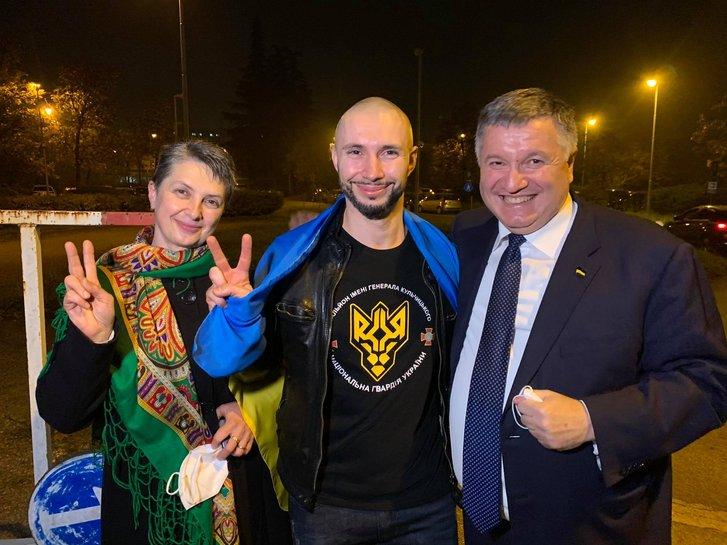 Аваков влаштував собі і Зеленському піар на звільненні нацгвардійця Марківа_2