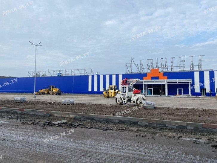 Завершення будівництва