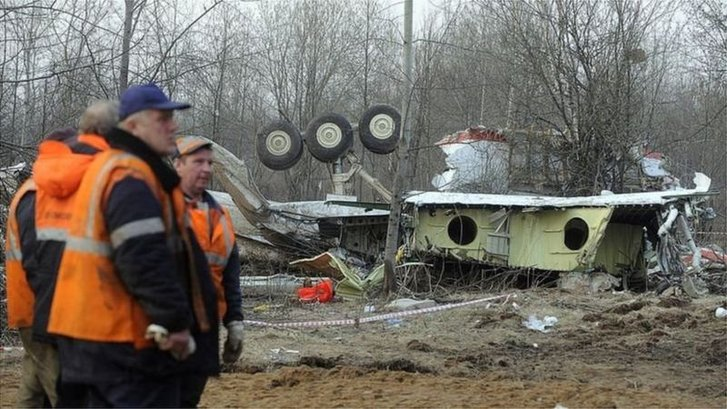 Польські та російські фахівці не мають спільної думки щодо причин смоленської катастрофи