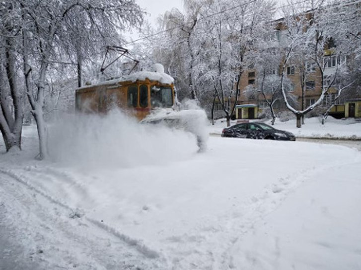 Сумщину завалило снігом_1