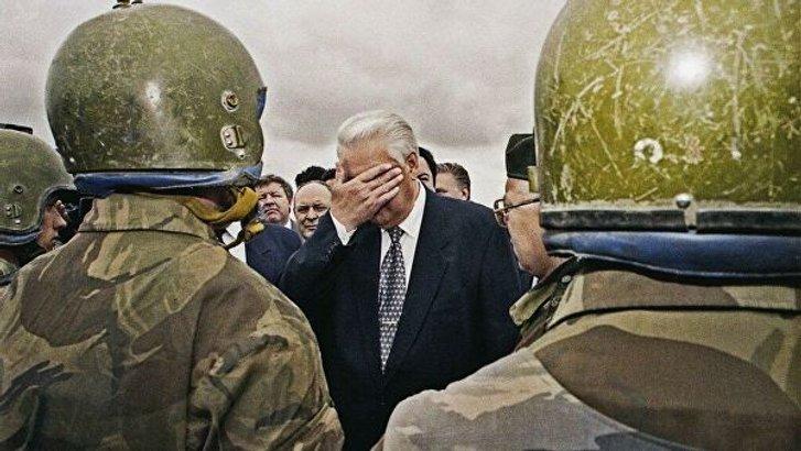 26 років тому Кремль пішов війною на вільну Ічкерію_1
