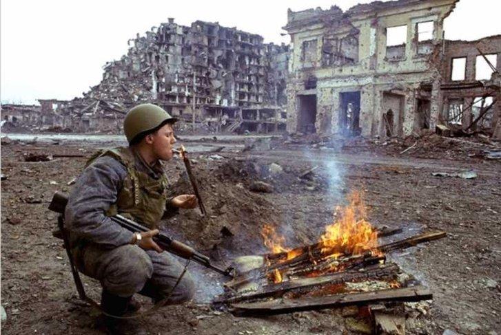 26 років тому Кремль пішов війною на вільну Ічкерію_5