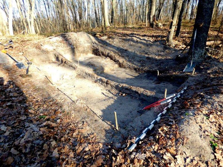 У Котелевському районі тривають археологічні розкопки_1