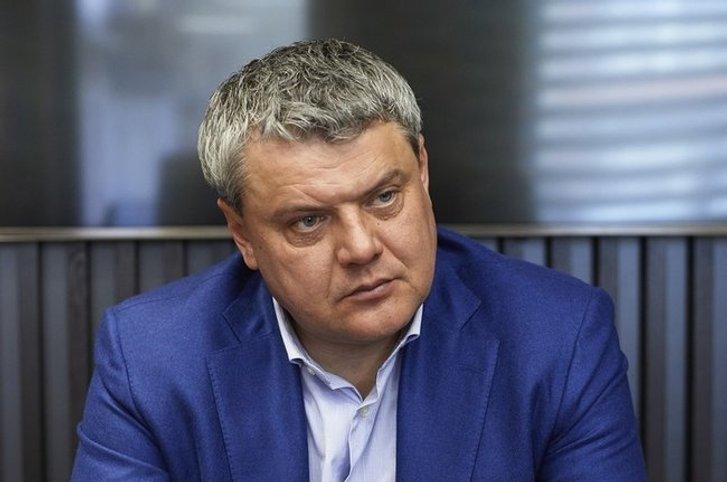 Олег Майборода, директор