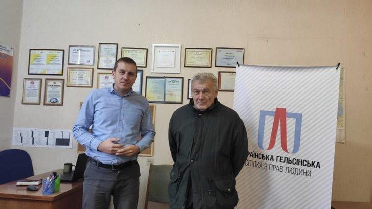 Черкасці розпочали акцію на захист пенсіонера, якому СБУ шиє повалення конституційного ладу_1