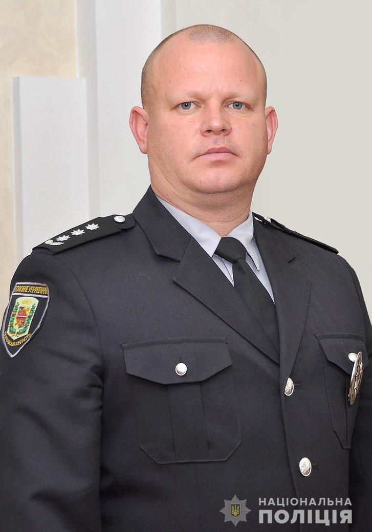 Гарастюк Андрій Миколайович (Заступник начальника ГУНП – начальник кримінальної поліції, полковник поліції )