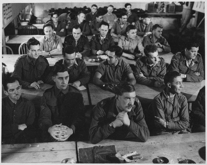 Заняття для агентів УСО (1941 рік)