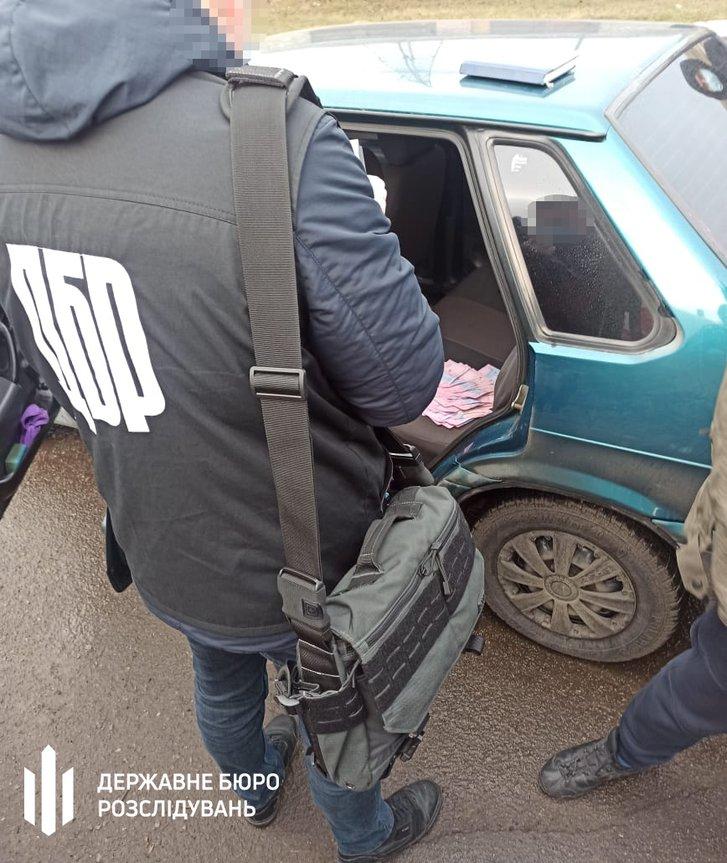 У Запорізькій області викрили вимагача серед співробітників ДФС_1