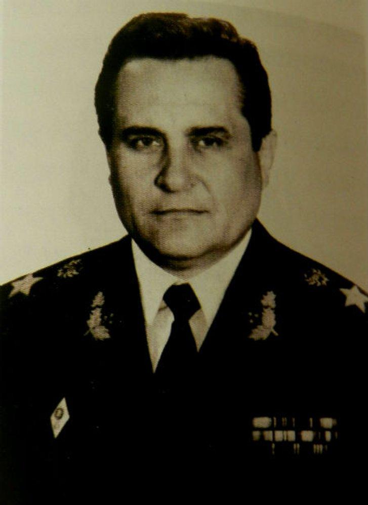 Генерал армії Євген Марчук