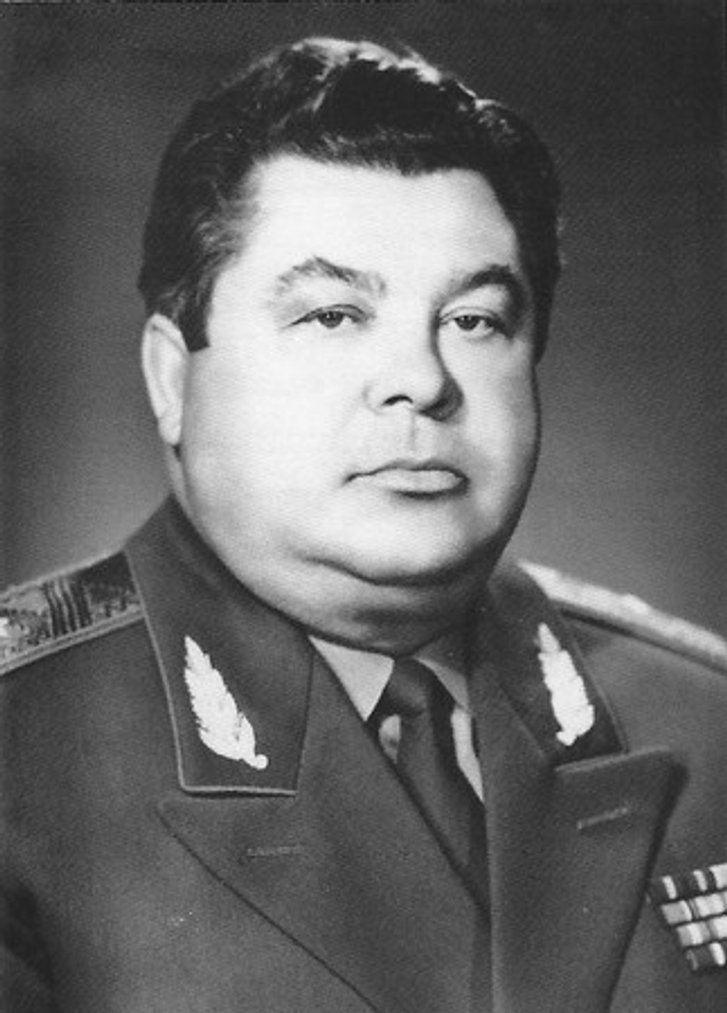 Генерал-майор Анатолій Жабченко