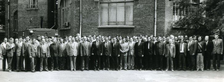 Співробітники Полтавського Управління КДБ УРСР (1988-1990)