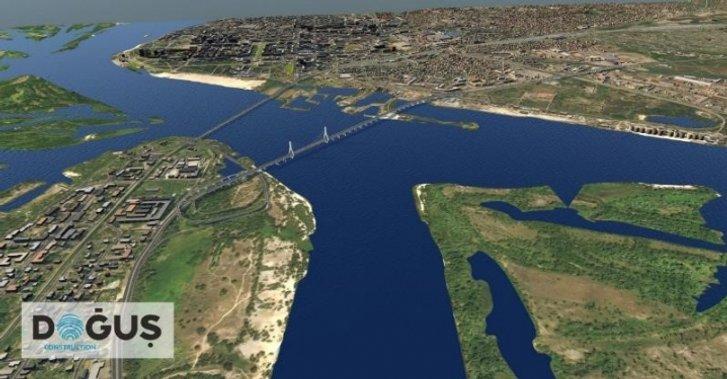 Проєкт майбутнього мосту