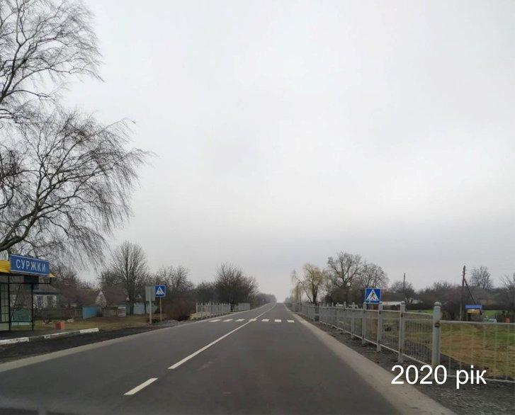 Уздовж дороги на Полтавщині вкрали 42 метри огорожі та знаки_2