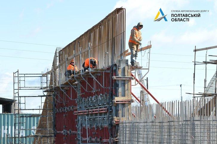 Відновилося будівництво дороги в обхід Решетилівки_1