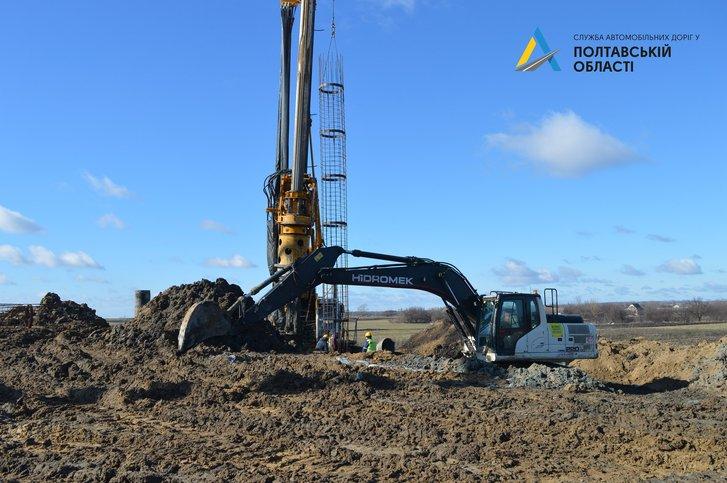 Відновилося будівництво дороги в обхід Решетилівки_2