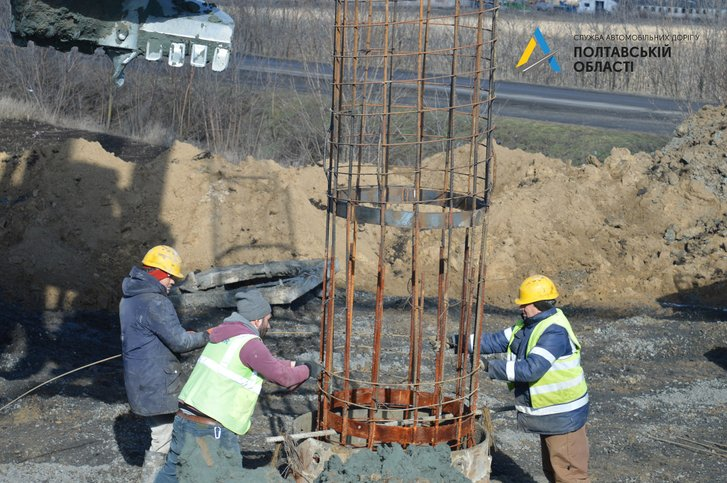 Відновилося будівництво дороги в обхід Решетилівки_4