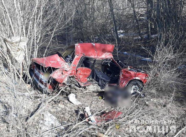 У аварії на Полтавщині постраждали четверо людей_2