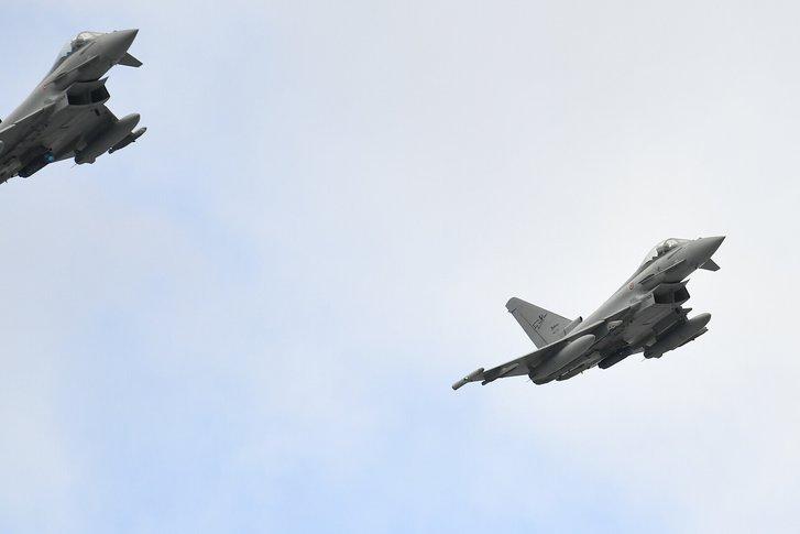 В Естонії розпочалися масштабні авіанавчання НАТО_2