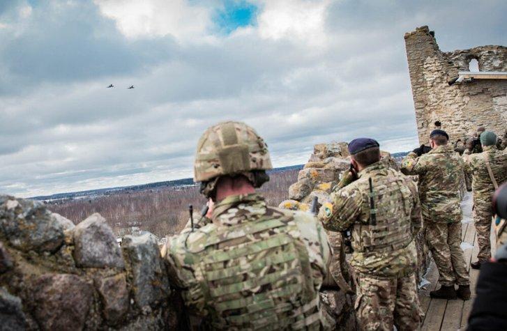 В Естонії розпочалися масштабні авіанавчання НАТО_3