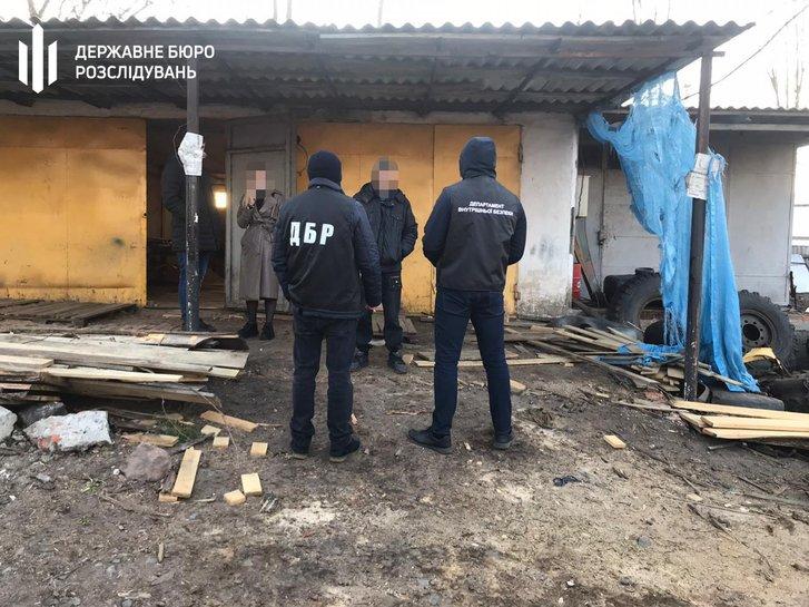 Поліцейські крали ліс – розслідування полтавських ДБРівців_3