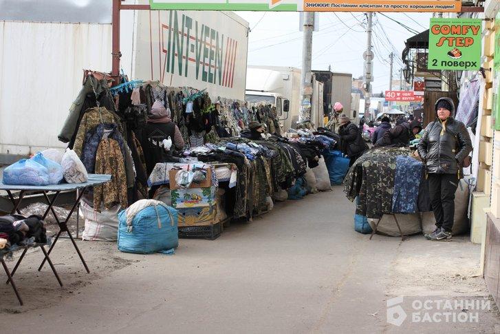 «Витягнемо Мамая з кабінету і поведемо на базар» – продавці стихійного ринку в Полтаві_5