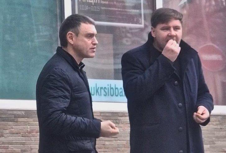 Олексій Пеліпас і Владислав Чайка, перші роки «співпраці».