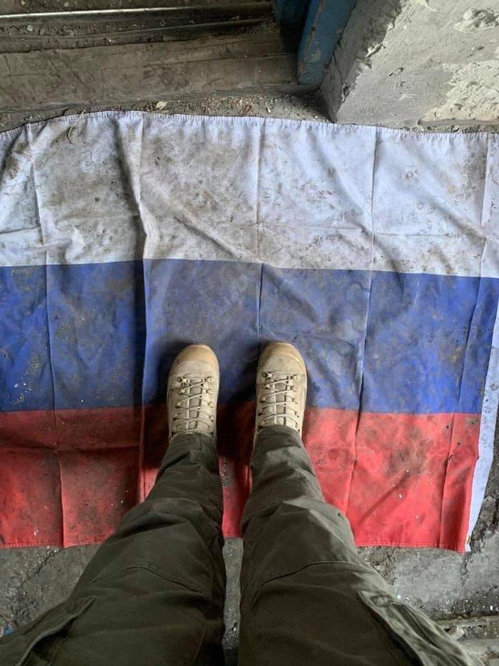 Московська орда зламала свої хижі зуби об добровольців Божої чоти_1
