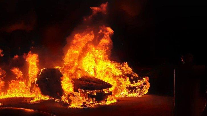 У Херсоні спалили