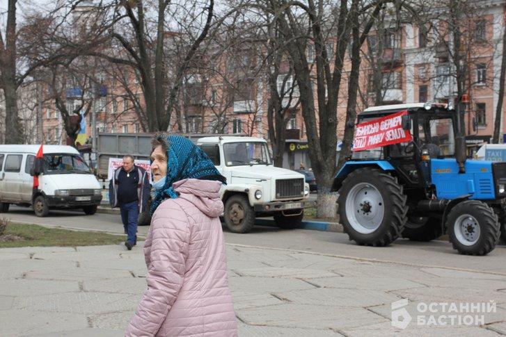 «Ми залишимося вигнанцями на своїй землі» – фермери Полтавщини про ринок землі_1