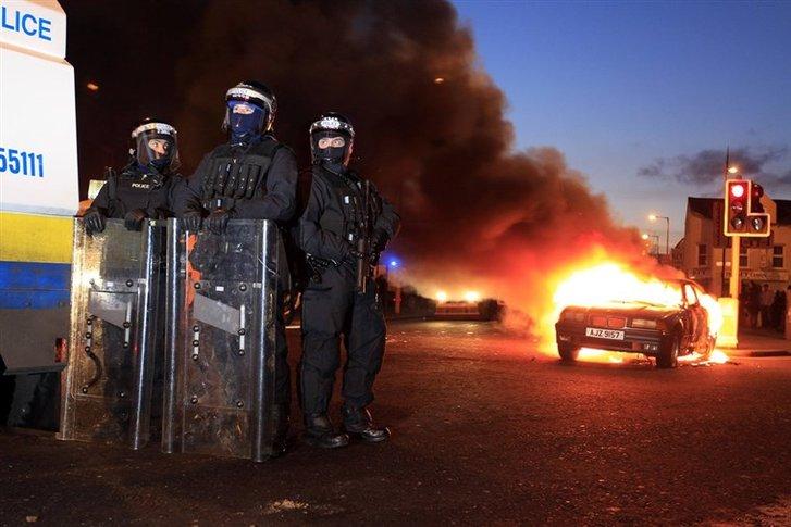 Ірландці Ольстеру протестують проти жорсткого британського карантину_4