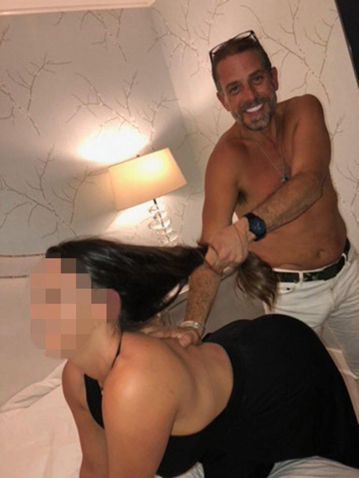 Докази про сексуальні походеньки сина Байдена правдиві, – The Daily Mail_2