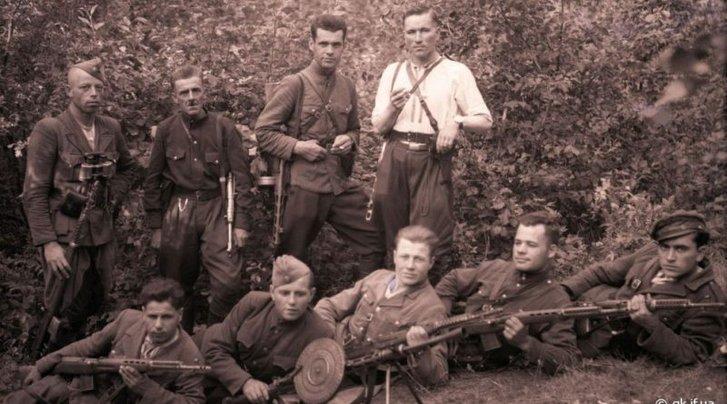 День в історії: 21-25 квітня 1944 року стався найбільший бій між УПА і НКВС_1