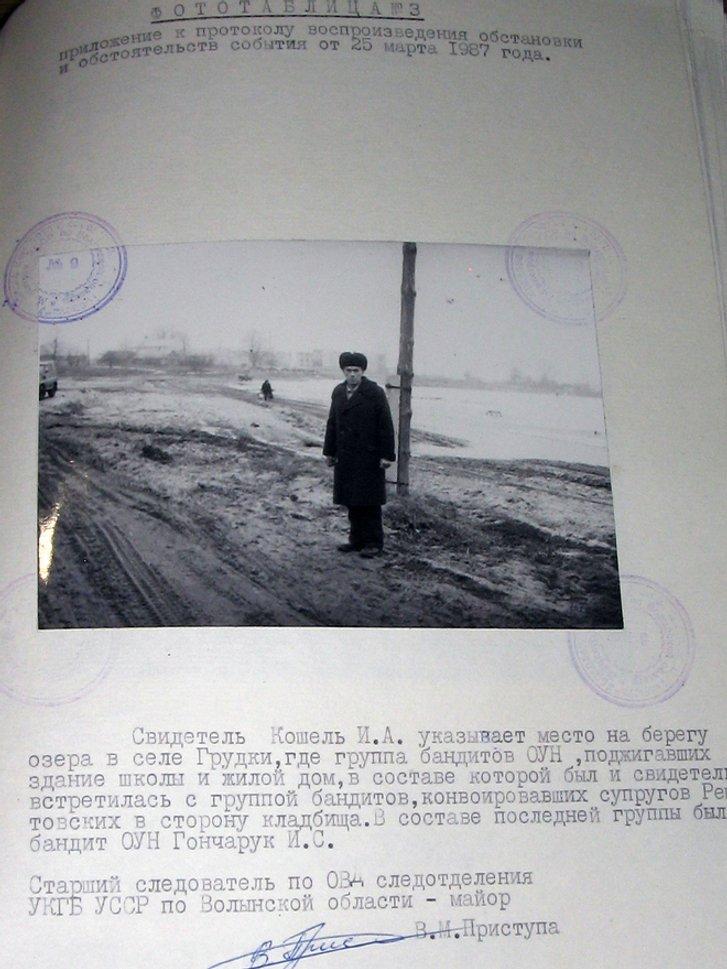 Свідок Іван Кошель